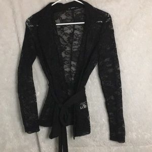 🖤Never Worn!🖤Lace Blazer🖤